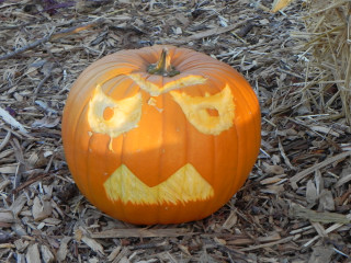 Watch It, Nipomo Pumpkin Patch carving idea