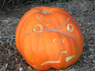 Grinch, Nipomo Pumpkin Patch carving idea